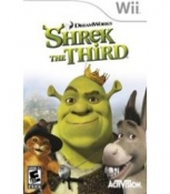 Shrek the Third [Wii Game]